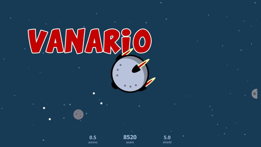 Vanar.io is a 2D multiplayer game in which you are a