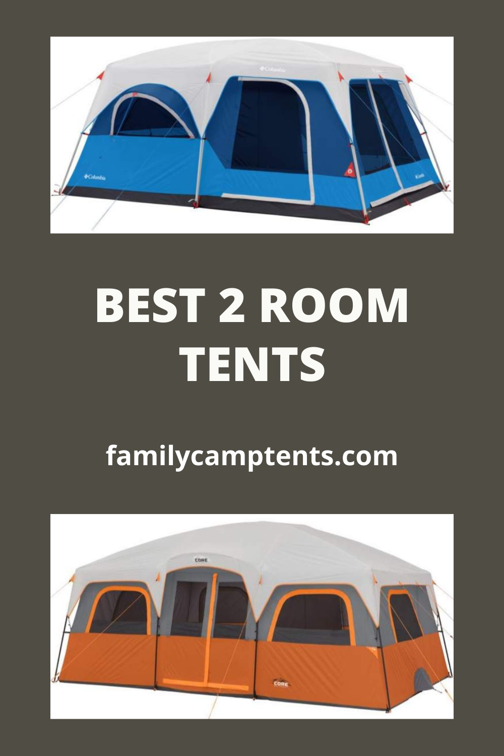 Pin On Best 2 Room Tents