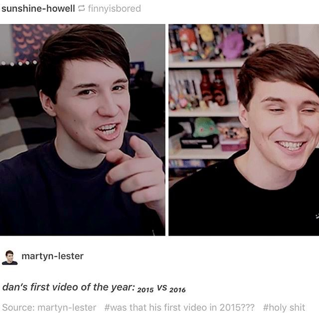 Dan & Phil ( ͡° ͜ʖ ͡°)