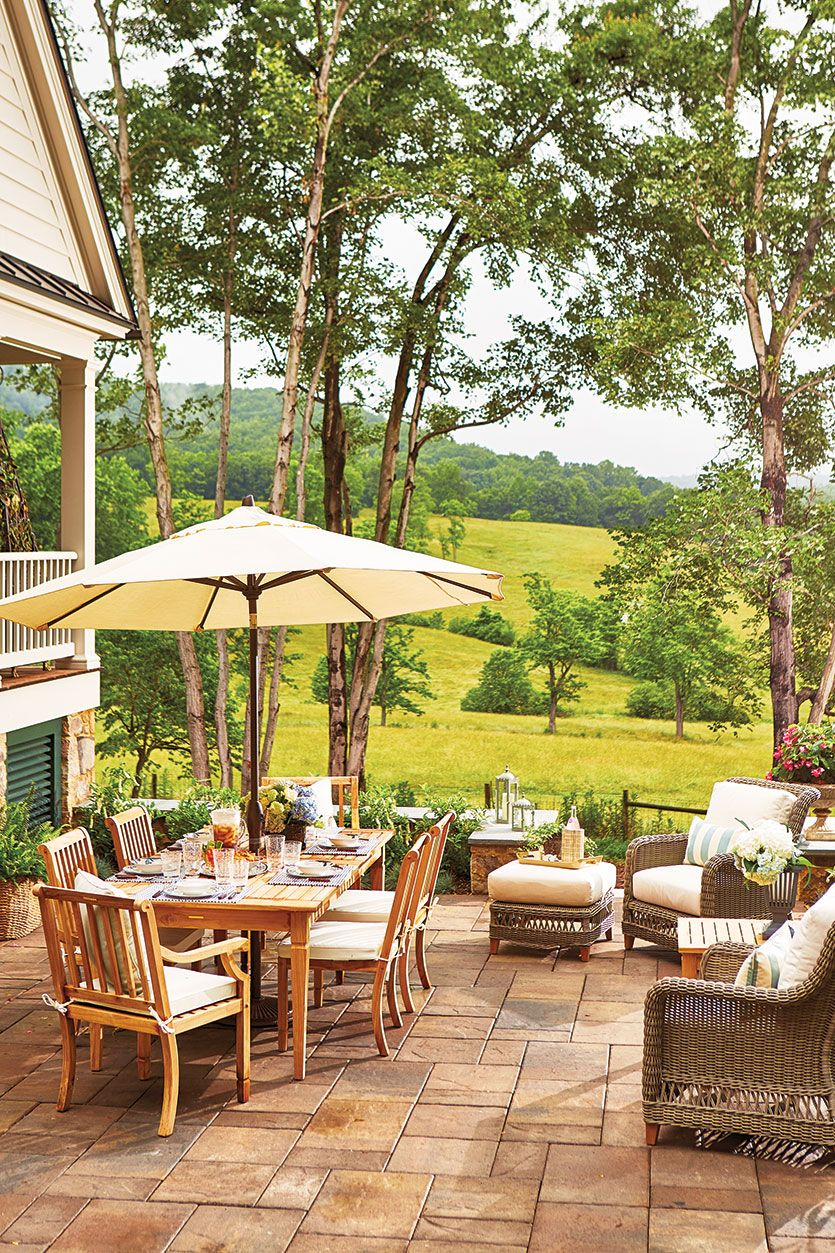 2017 Southern Living Idea House Designed By Bunny Williams In Charlottesville Virginia