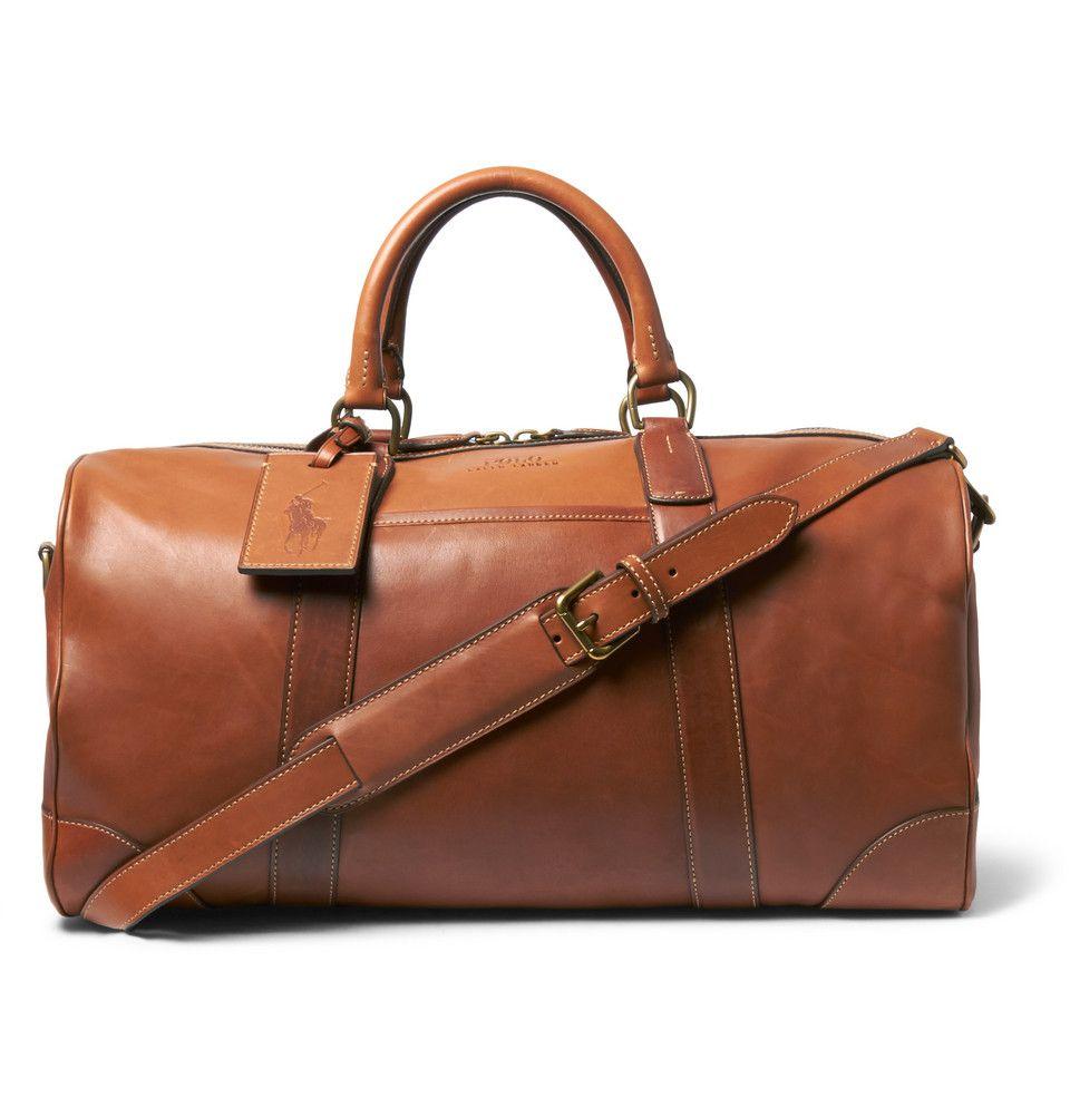 Polo Ralph Lauren - Leather Holdall MR PORTER