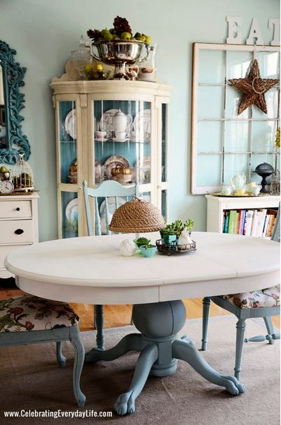 Eleven Ways To Update And Makeover An Outdated Or Damaged Dining Table With Images Painted Dining Table Dining Table Makeover Dining Table Chairs