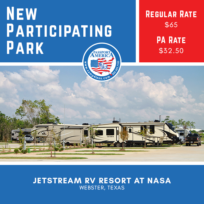 Jetstream Rv Resort At Nasa Is Located Just Outside Of The Houston City Limits Setting You Close To A Premier Blend Of Arts An Resort Rv Road Trip Houston City