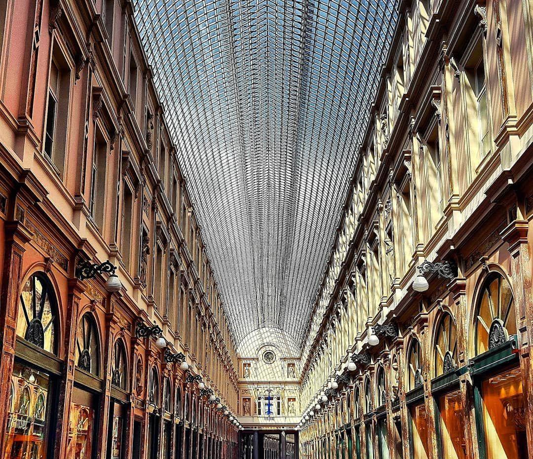 Galeries Royales Saint Hubert De Bruxelas Belgica Belgique Belgium Brussels Bruxelles Galeries Royales Saint Hubert De Bruxelas Belgica Belg Saints Road