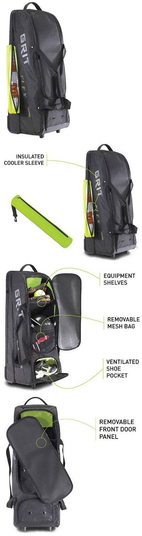 aa3839ba3e28 Equipment Bags 50807  Grit Inc. Baseball 36 Bb2 Ball Tower Wheel Equipment  Bag