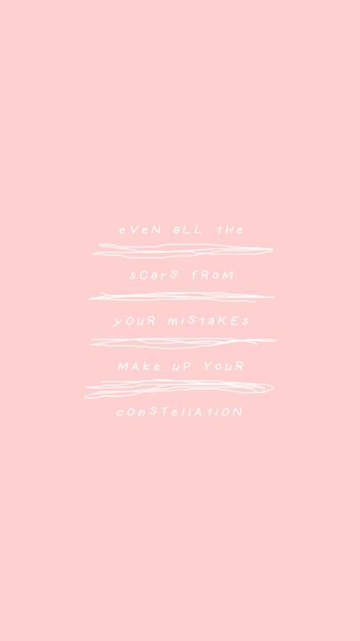 bts wallpapers - lyrics