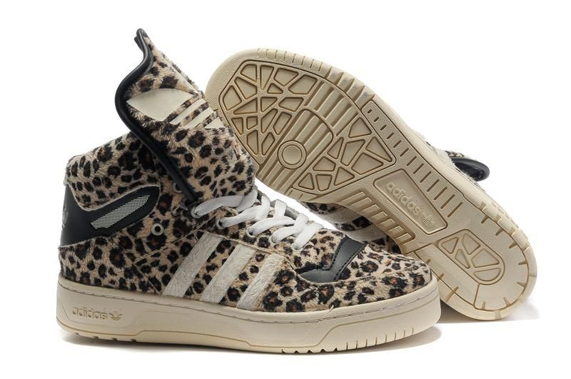 Adidas shoes online, Leopard sneakers