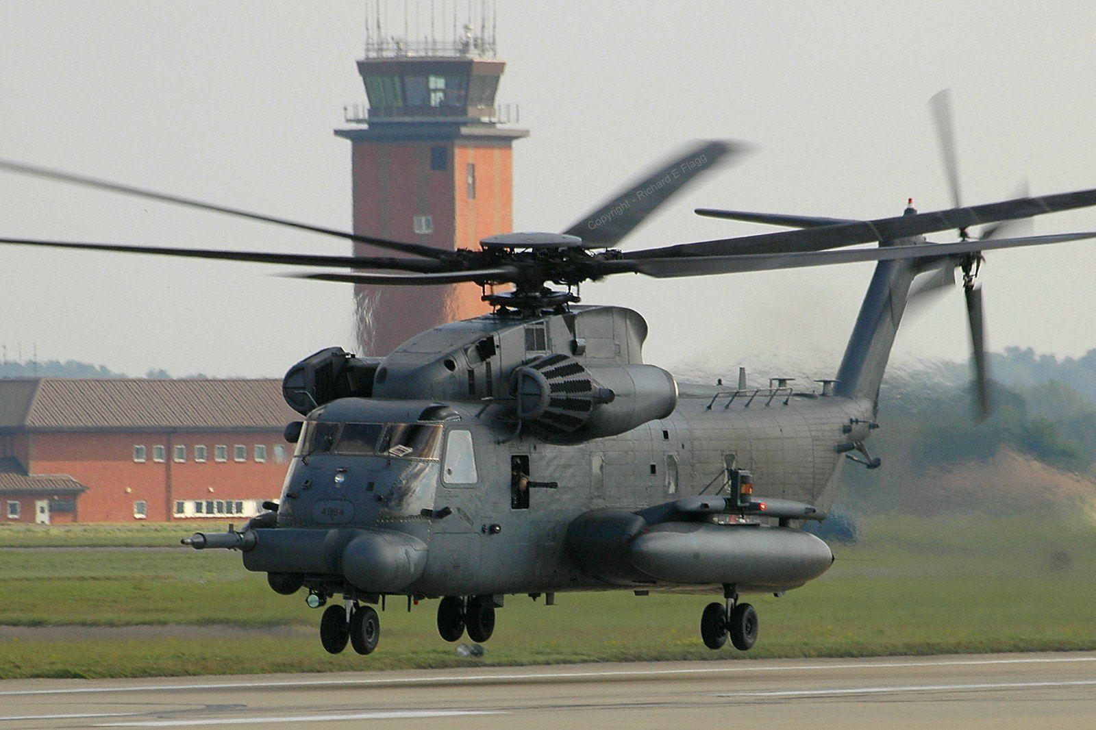 Sikorsky Mh 53j Pave Low Iii 67 4994 At Raf Mildenhall