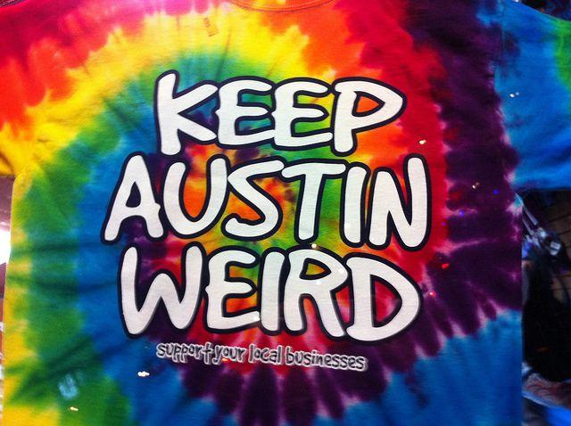 Untitled Partying Hard Austin Texas Symbols