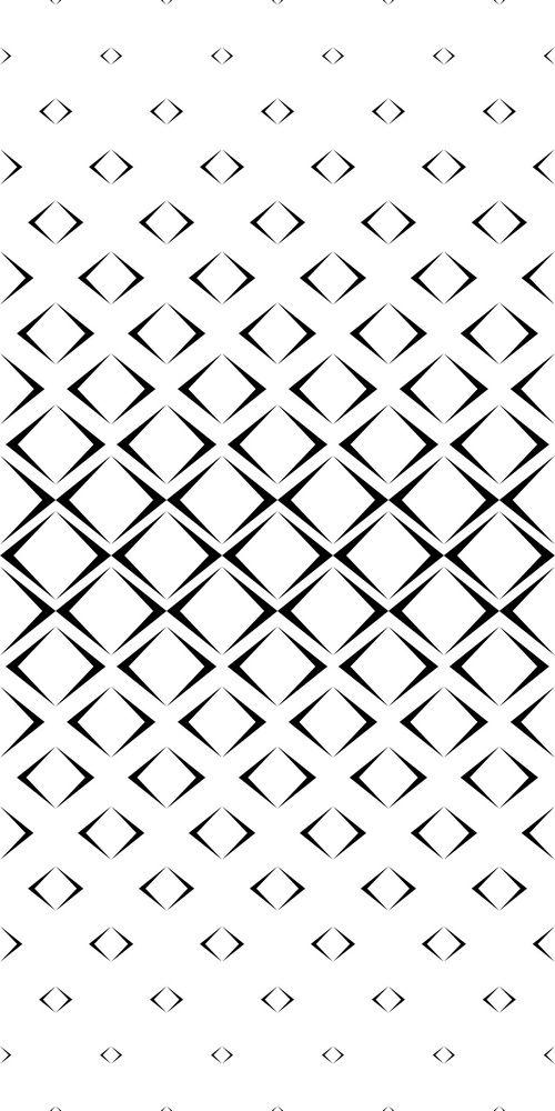Seamless Rectangle Pattern Design Baski Dokular Desenler