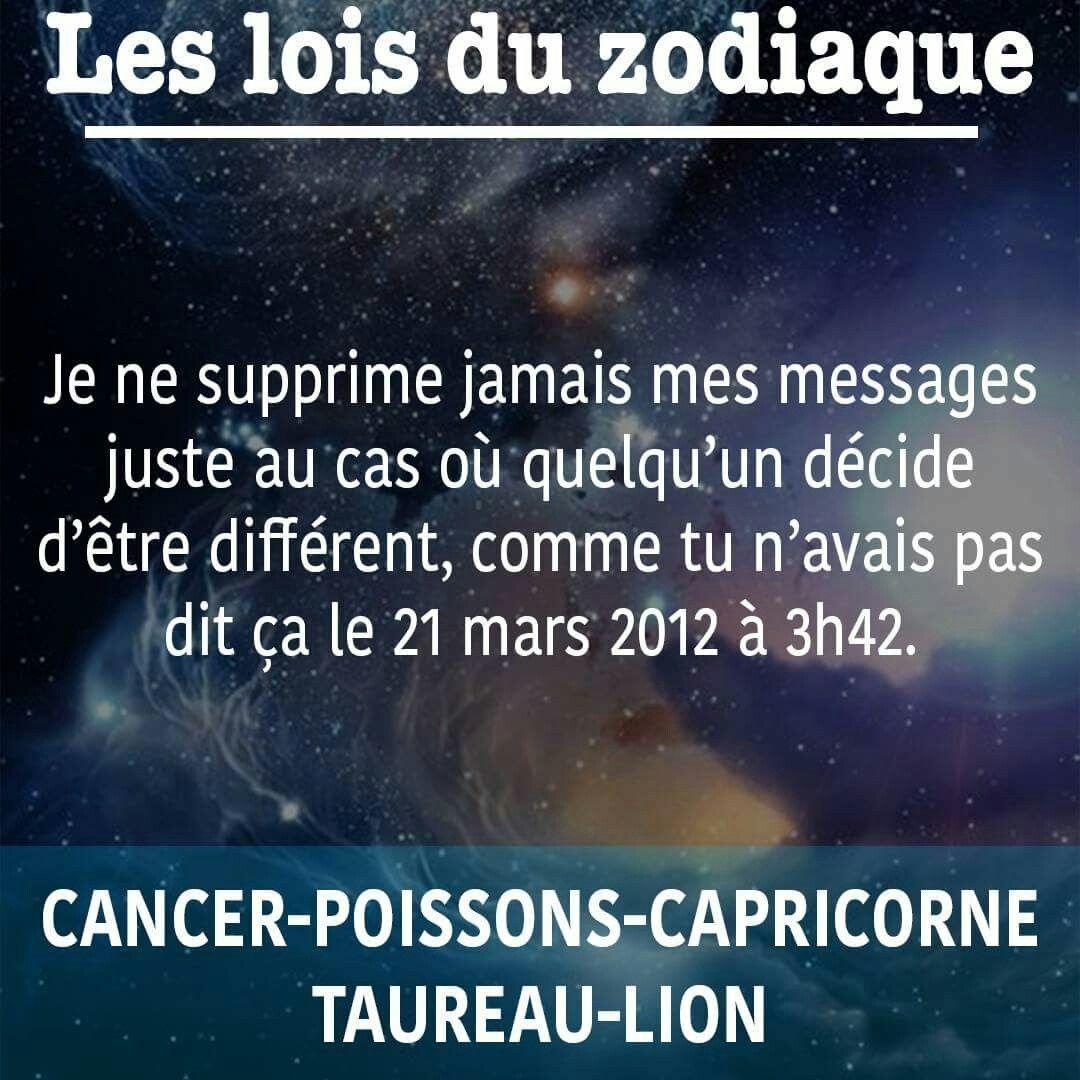 Scorpion datant cancer
