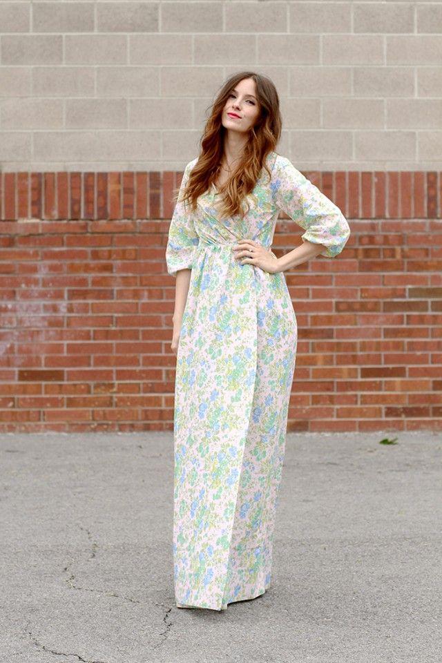 5d2c6d4f88a 20 Dress Tutorials and Free Sewing Patterns