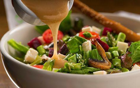 Prepara el mejor aderezo para las ensaladas, ¡con tu mermelada favorita!