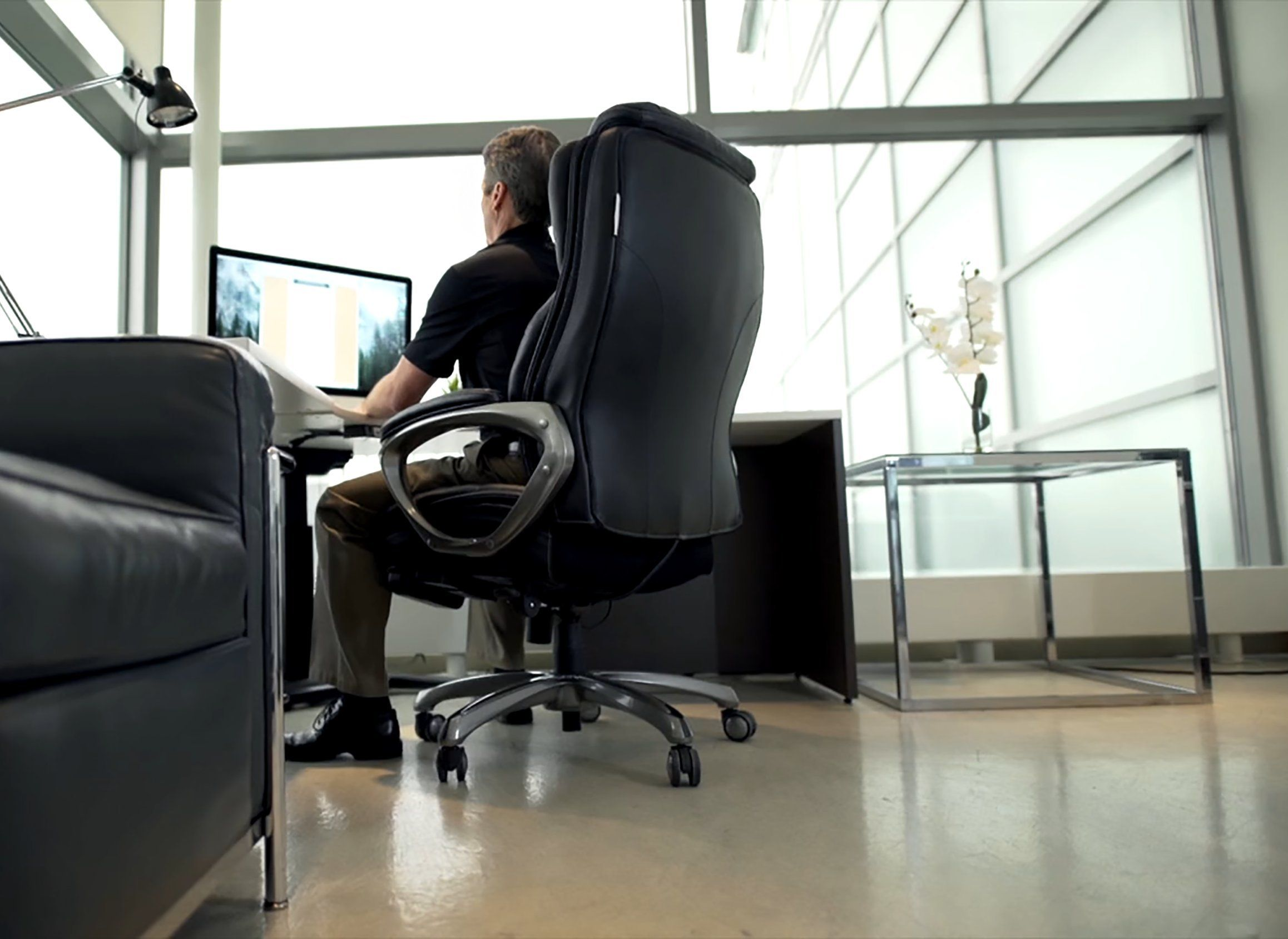 Cooled Executive Office Chair