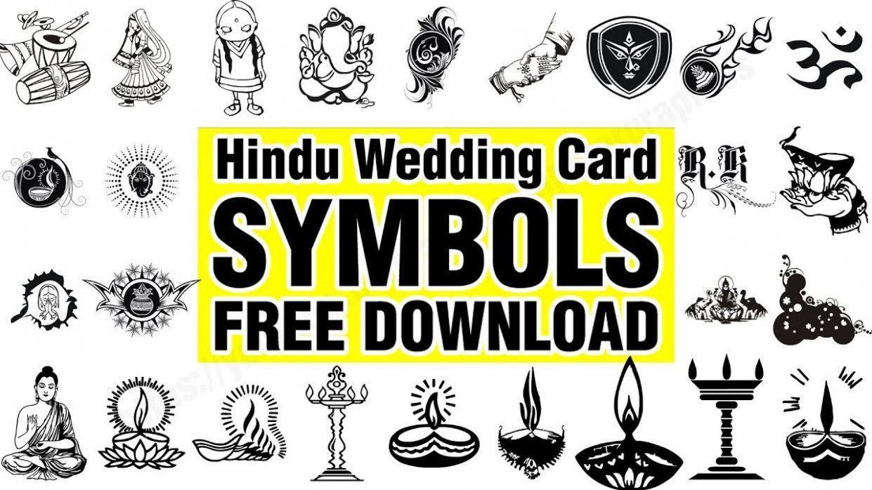 Hindu Wedding Card Logo Free Download 2020