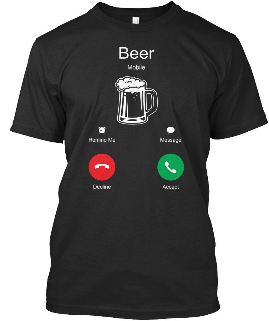7b4d4f22 Beer Tshirt Beer Is Calling Beer Tshirt For Men Women in 2019 ...
