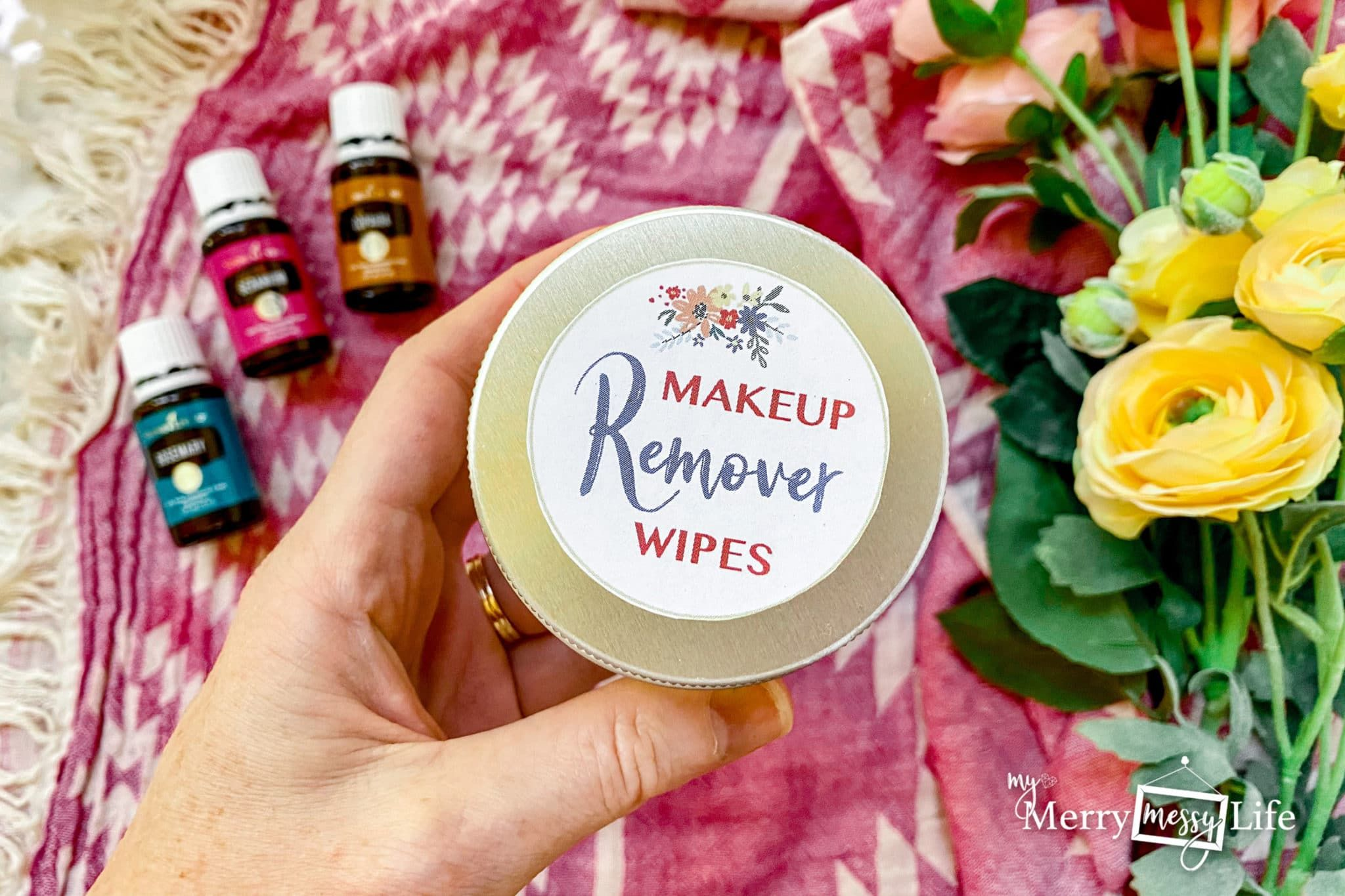 Eye Makeup Remover, Coconut oil, Jojoba & Witch Hazel