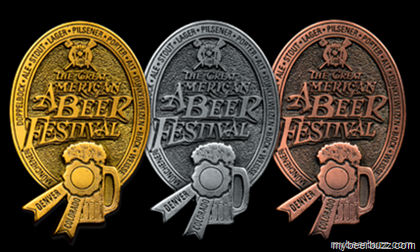 mybeerbuzz.com - Bringing Good Beers & Good People Together...: 2015 GABF LIVE - Awards Ceremony w/UPDATES