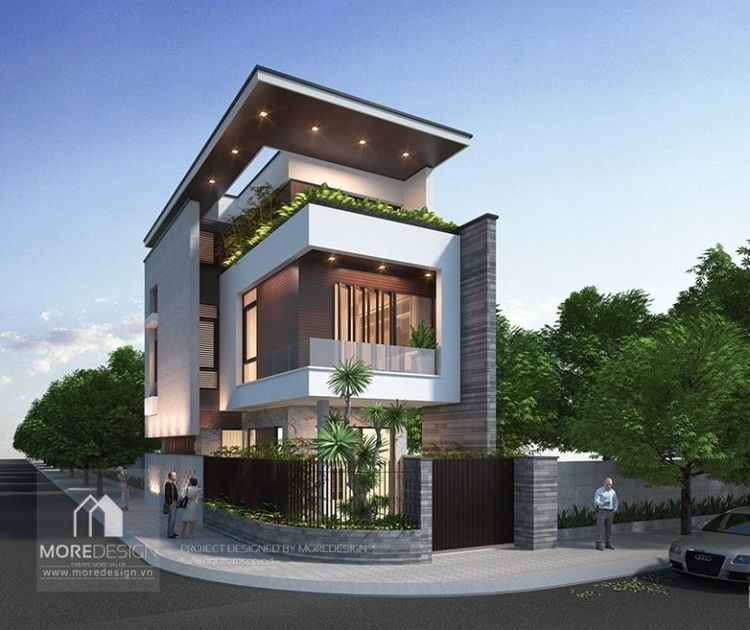 Minimalist Exterior Home Design Ideas: Arquitetura Casas