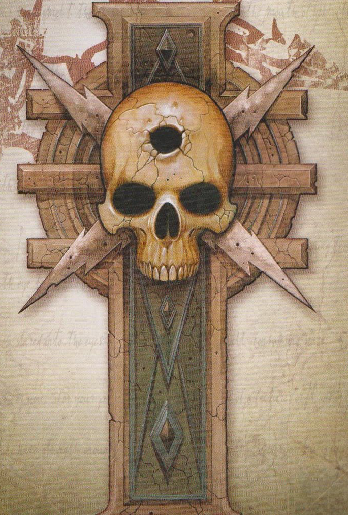 Inquisition Symbol 40k The i symbol, but between the ...