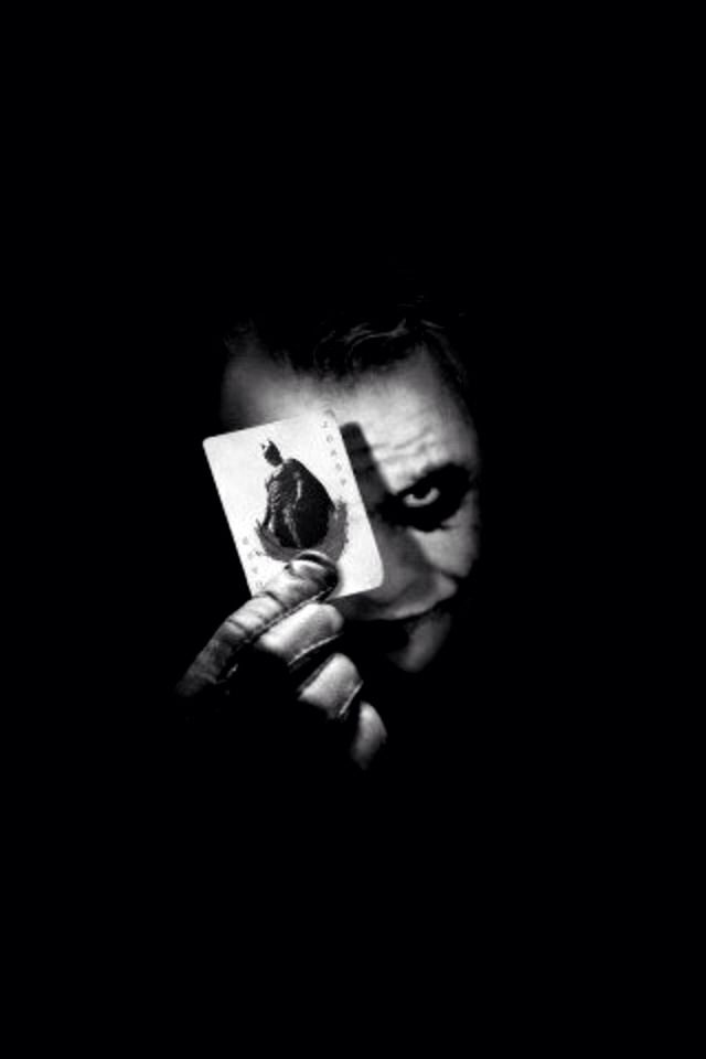 Joker Iphone 5 Wallpaper The Dark Knight Poster Batman Movie