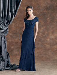 Montage gown #110929 sizes 8 & 14 - in stock
