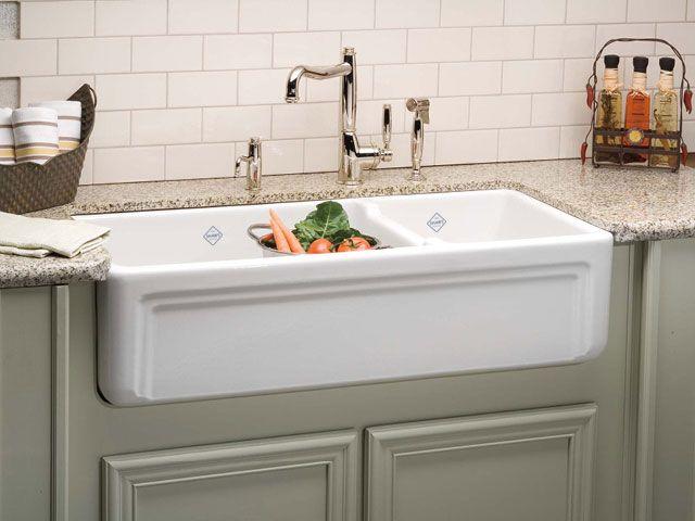 Original Egerton Kitchen Sink | Shaws of Darwen | Shell-Shell\'s ...