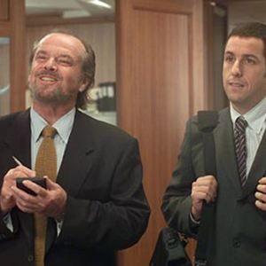 Ejecutivo Agresivo Foto Adam Sandler Jack Nicholson Peliculas De Comedia Adam Sandler Peliculas