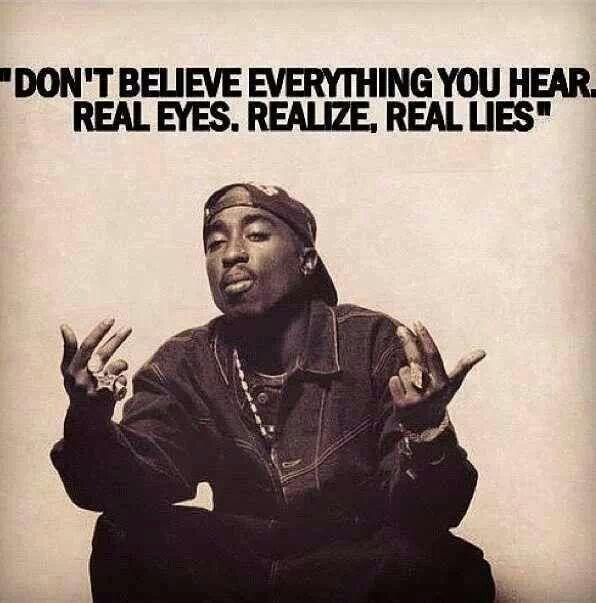 So true tupac!! | 2pac zitate, Rapper zitate, Tupac zitate