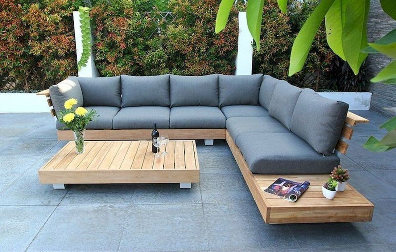 6 Best DIY Outdoor Sofa Ideas That Will Make You Feel Fun Home