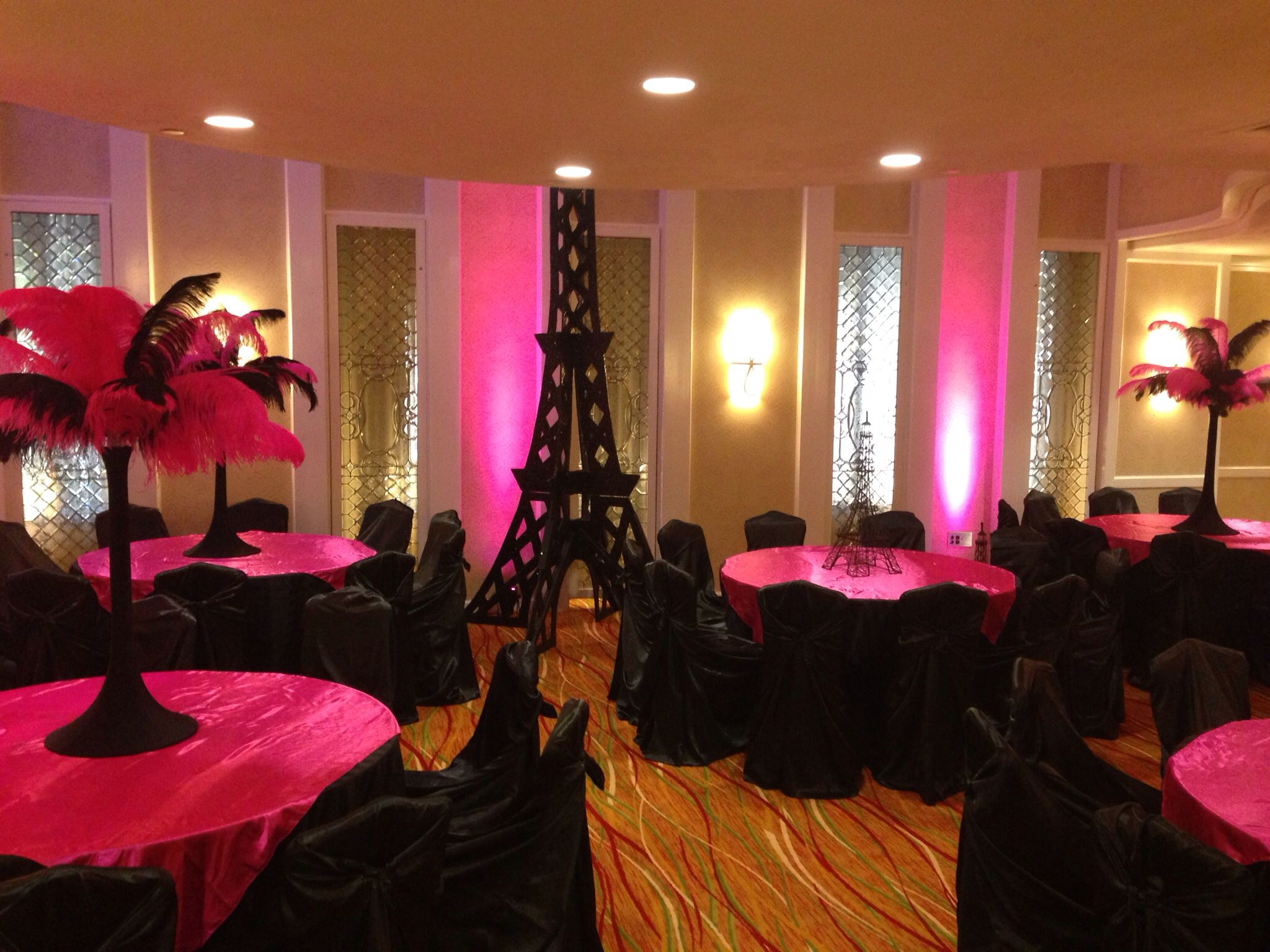 Tem tica de paris para fiesta de 15 fiestas15 fiesta for Decoracion xv anos paris