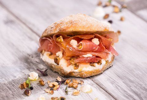 Lunch: Fitted with an eclectic range of furniture, this timeless, tucked away cafe in Marais -- which was once a garage -- is known for its hearty pistolet sandwiches. These Belgian delights are served...