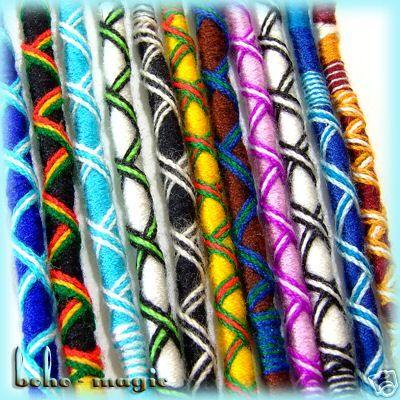 Hippie Bracelet Tutorial From Friendship Bracelets Love The Colors