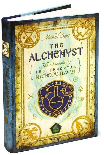 The Alchemyst B N Exclusive Edition The Secrets Of The Immortal Nicholas Flamel 1 Hardcover The Secret Book Books Books For Teens