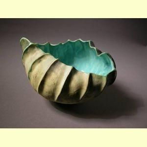 A pinch pot by Alice R. Ballard One of the oldest forms of pot making