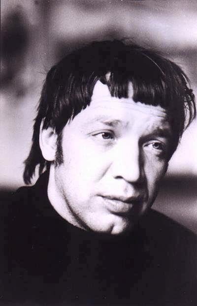 Russian poet Leonid Gubanov (1946-1983)
