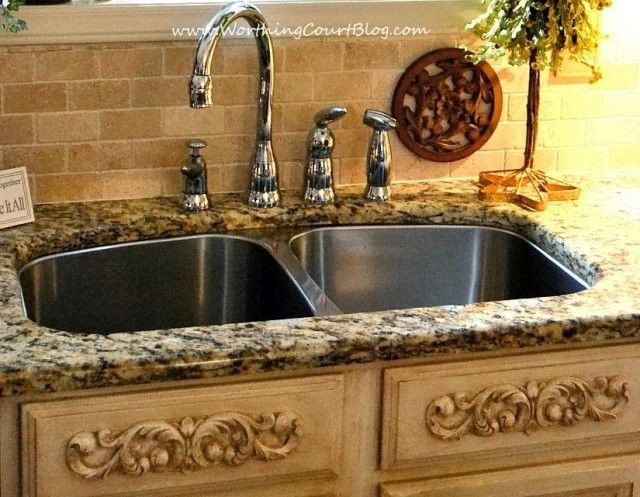 Angela\u0027s DIY French Country Kitchen Makeover French country