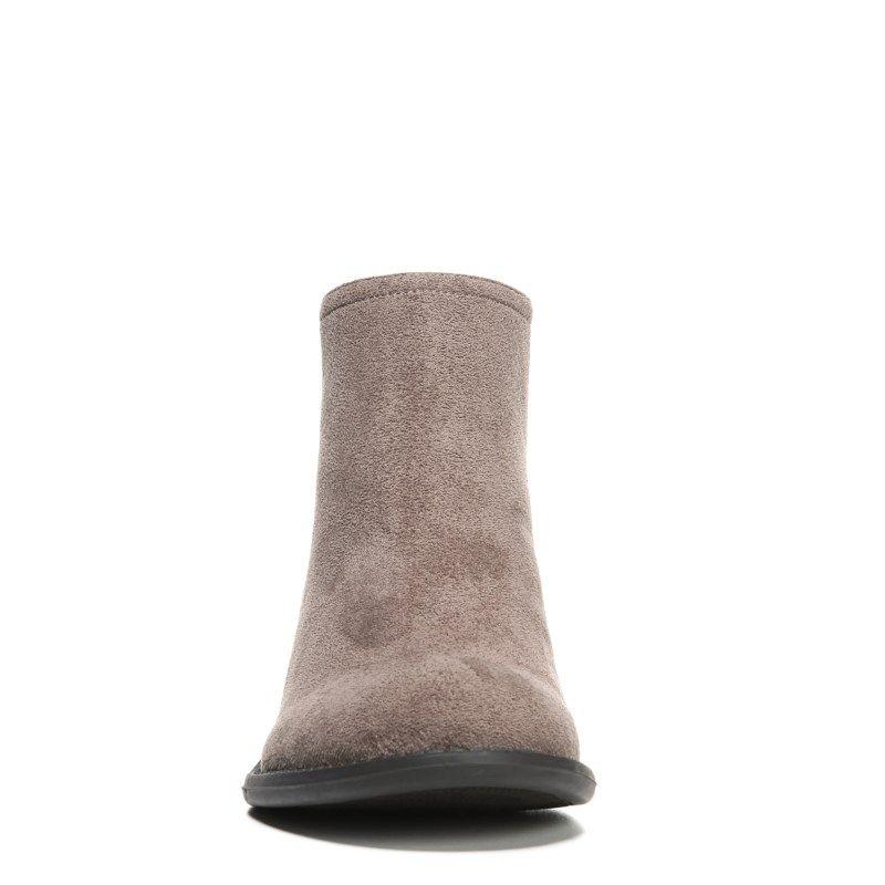 Cord Stitch Block Heel Boots mAXdyg