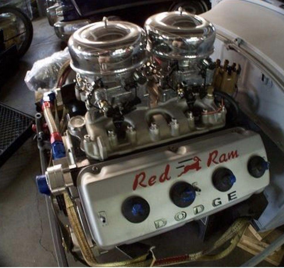 392 Hemi Engineering Hemi Engine Mopar