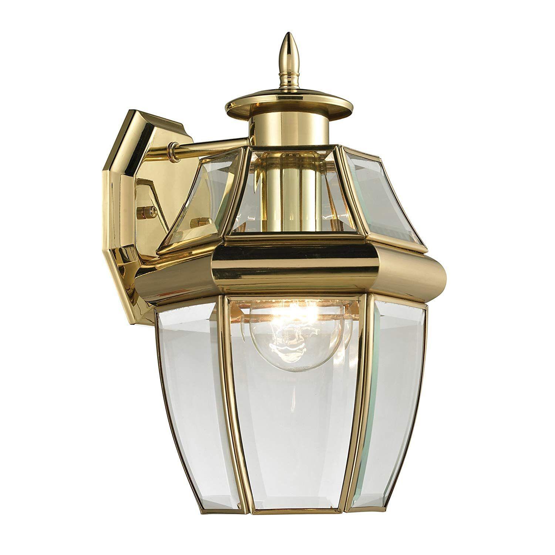 Cornerstone Lighting 8601ew 85 Ashford 1 Light Exterior Coach Lantern Antique Brass You Ca Outdoor Wall Lighting Brass Outdoor Lighting Outdoor Wall Lantern