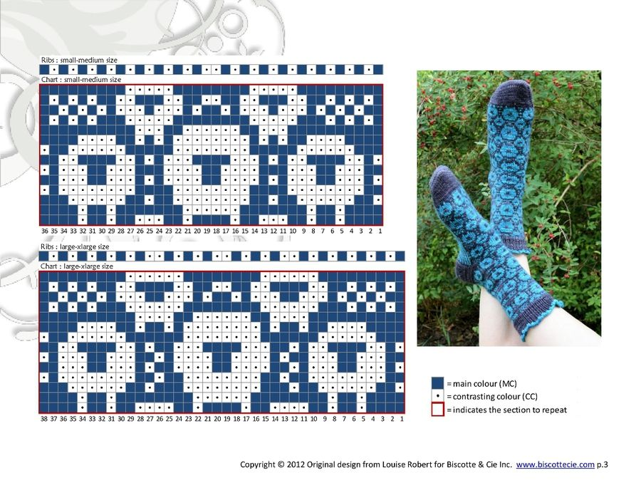 Fair Isle Knitting Free Charts : Sheep knitting chart http ravelry patterns