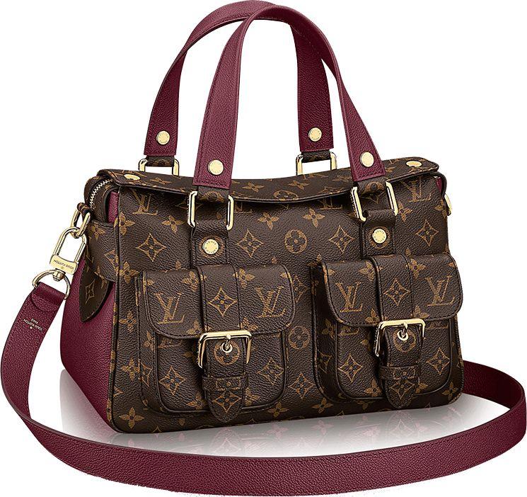 746922d19fa Louis Vuitton Manhattan Bag Has Been Updated