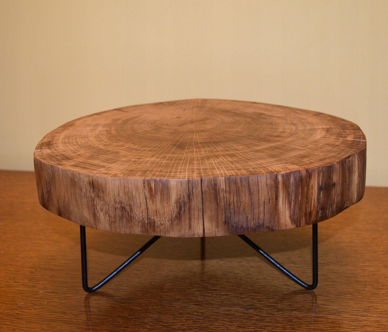 Podstawka Stolik Kawowy Plaster Drewna Debowy 7691760415 Oficjalne Archiwum Allegro Coffee Table Wood Coffee Table Rustic Coffee Table Wood