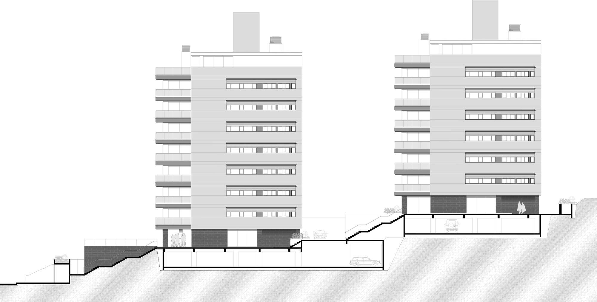 Residencial Porto de Mônaco / Jobim Carlevaro Arquitetos