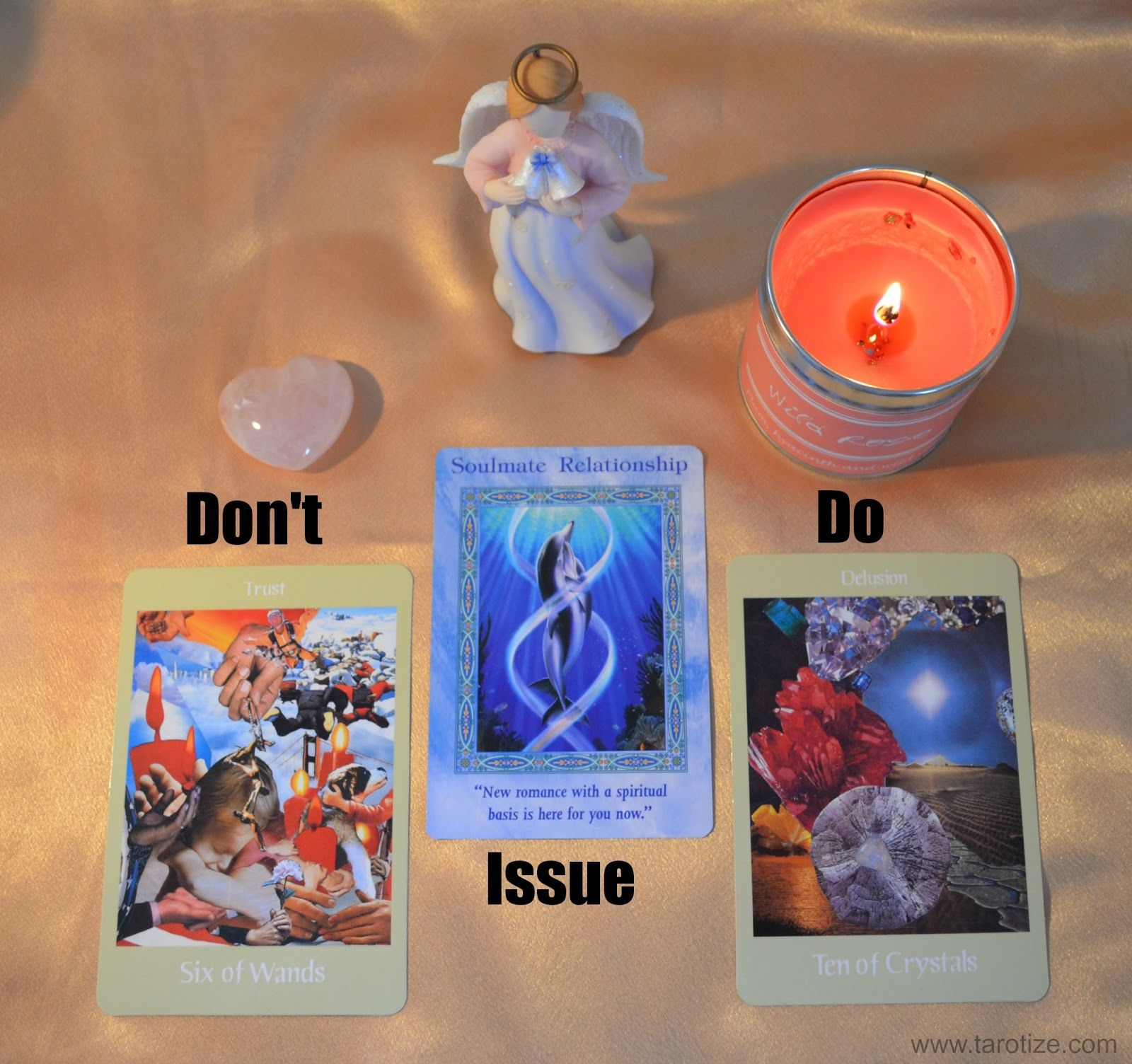 A Primer to Reading with Mixed Oracles Tarot cards for