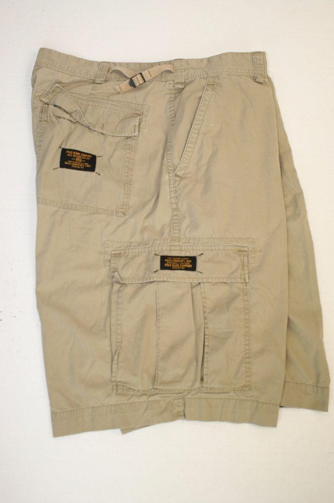 c5d2d4d38 Ralph Lauren Polo Jeans Co Military Surplus RL Flag Cargo Shorts (Men s 42)  2350  POLOJEANSRALPHLAUREN  Cargo