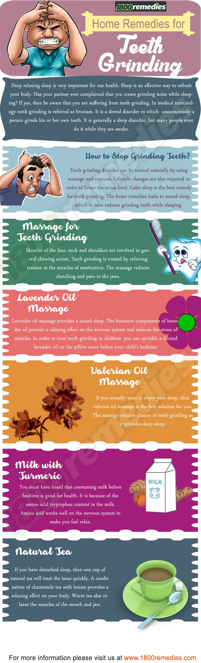 How to use YL essential oil for teeth grinding