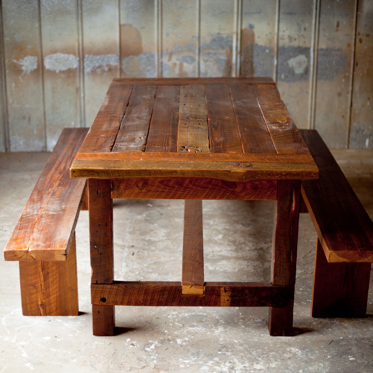 ca568eaf18a2 reclaimed-wood-farm-table-rustic-sons-of-sawdust-wood-working -Athens-Georgia-1