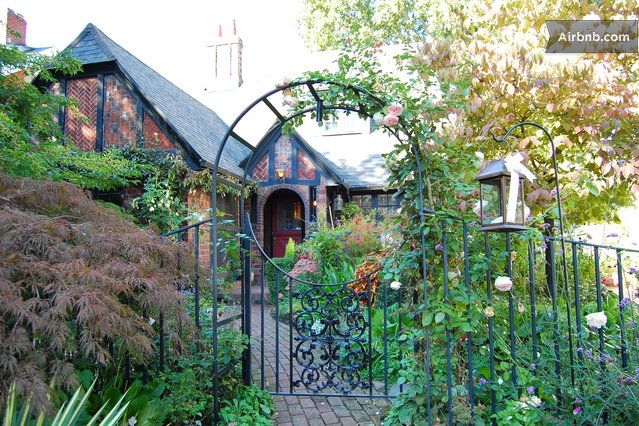 Check Out This Awesome Listing On Airbnb Garden Hideaway Near