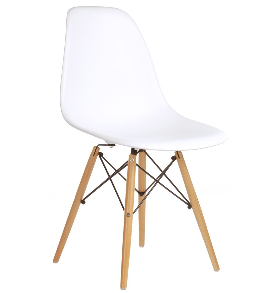 Good The Matt Blatt Replica Eames DSW Side Chair   Plastic By Charles And Ray  Eames
